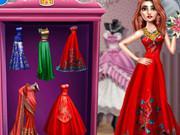 play Exotic Wedding Looks