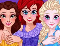 Princess Bff Beauty Salon game