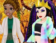 Princess Urban Outfitters Autumn game