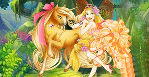 Sweet Fairy Dress Up game