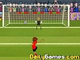 Women Football Penalty Champions game
