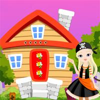 play Games4King-Pirate-Girl-Rescue