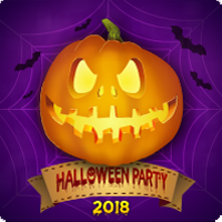 play G4E Halloween Party Escape 2018