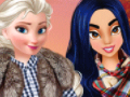Autumn Must Haves For Princesses game