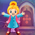 Carefree Girl Escape game