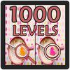 Five Difference 1000 Levels game