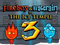 play Fireboy And Watergirl The Ice Temple