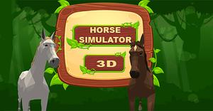 play Horse Simulator 3D