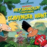 play Hey Arnold! The Jungle Movie Scavenger Hunt