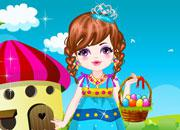 play Cute Baby Easter Day Dressup