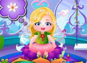Baby Fairy Hair Care game