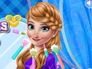 Frozen Make Up Academy game