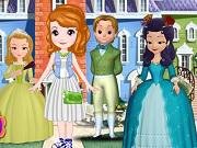 Princess Sofia First Day Of School game
