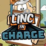 play Loud House Linc In Charge