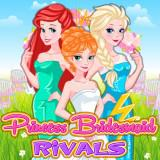 Princess Bridesmaid Rivalry game