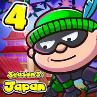 play Bob The Robber 4: Japan