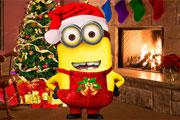 Minion Christmas Fashion game