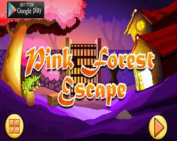 play Pink Forest Escape