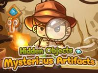 play Hidden Object Mysterious Artifact
