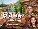Park Cleaners game