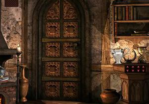 play Old Forest House Escape
