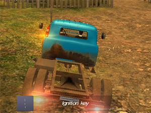 play Russian Car Driver Zil 130