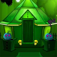 play Mirchigames Find Spooky Treasure Green Street