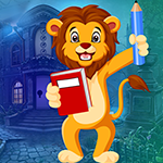 play Studying Lion Escape