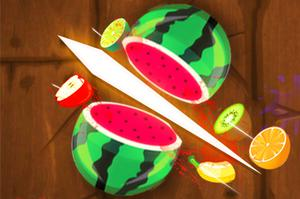 play Fruit Cut