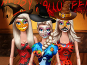 Doll Creator Halloween Theme game