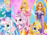 Disney Princess Pet Salon game