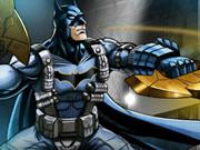 Batman Missons: Gotham City Mayhem game
