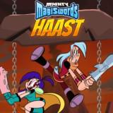 Mighty Magiswords Haast game