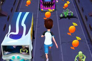 play Subway Surf Halloween