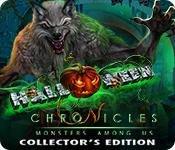 play Halloween Chronicles: Monsters Among Us Collector'S Edition