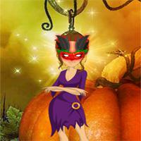 play G2R Halloween Party Mask Escape