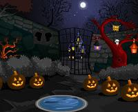 play Find Spooky Treasure: Witch Relief