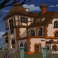 play Games2Jolly Scary Ghost House Rescue