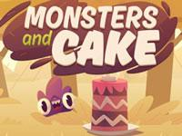 Monsters And Cake game