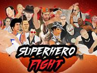 Superhero Fight game
