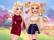 play Ellie And Eliza Autumn Patterns