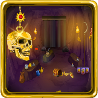 play G4E Halloween Night Forest Escape