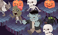play Undead 2048