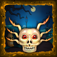 play G4E Halloween Scary Ghost Rescue