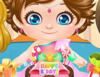 play Baby Lily Birthday
