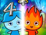 play Fireboy And Watergirl 4 Crystal Temple