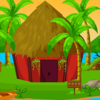 play Escape Island House