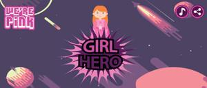 play Super Hero Space Dress Up