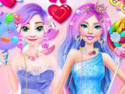 play Ellie And Eliza In Candyland