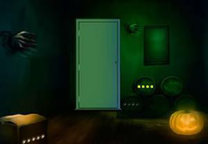 play Halloween Scary House Escape (Top 10 New Games